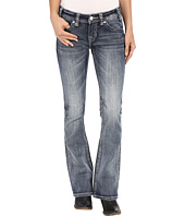 Rock and Roll Cowgirl - Rival Bootcut in Light Vintage W6-7363