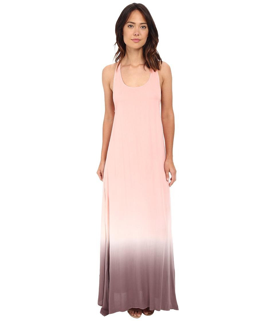 Young Fabulous amp Broke Dite Dress Melon Ombre Womens Dress