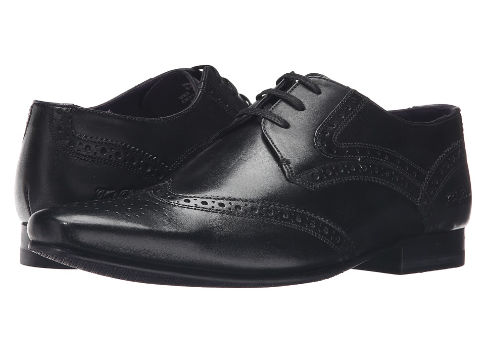 Ted Baker - Hann 2 (Black Leather) Mens Shoes