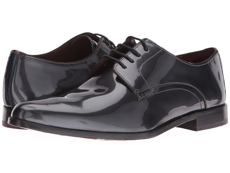 Ted Baker Aundre (Grey Patent Leather) Men