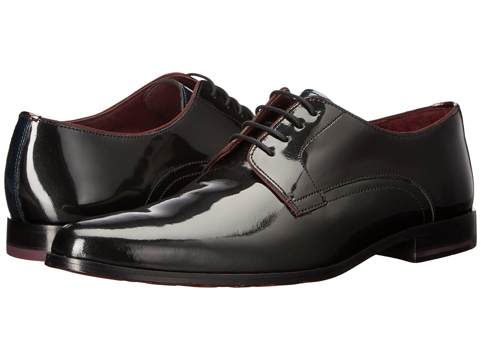 Ted Baker Aundre (Black Patent Leather) Men