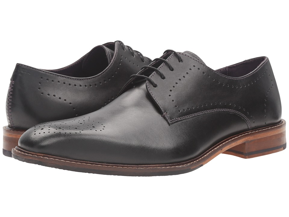 Ted Baker Marar (Black Leather) Men