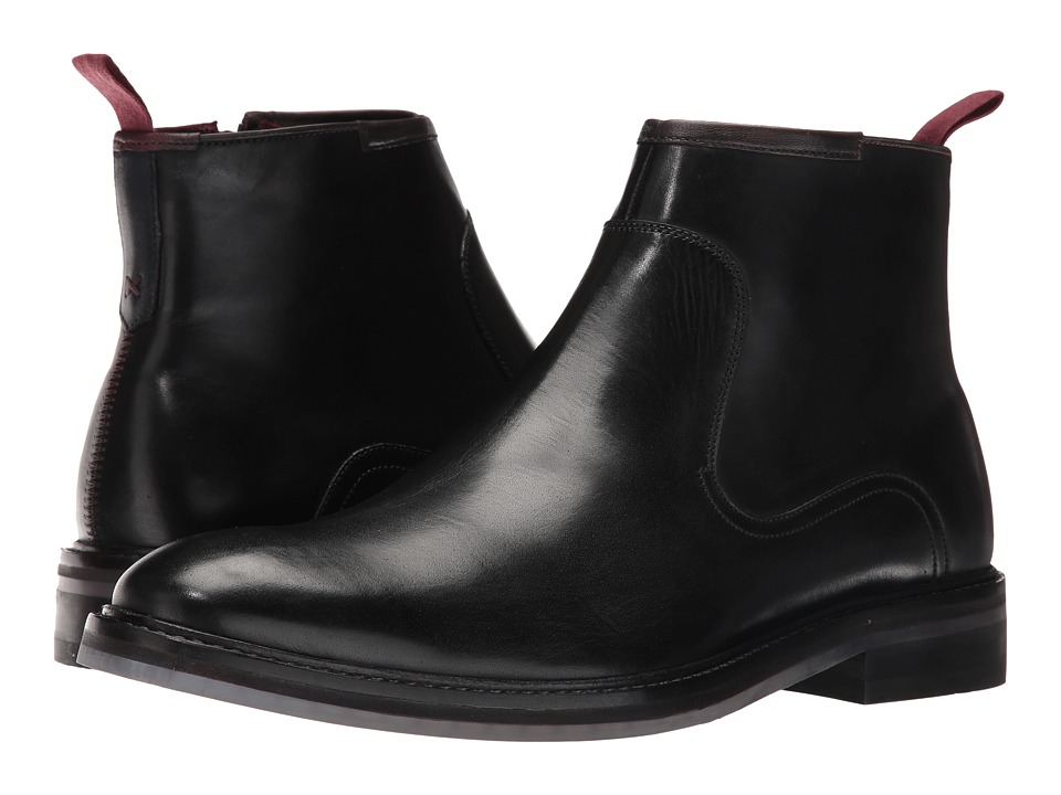 Ted Baker Rousse (Black Leather) Men
