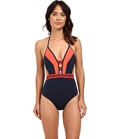 JETS by Jessika Allen - Optima Plunge One-Piece