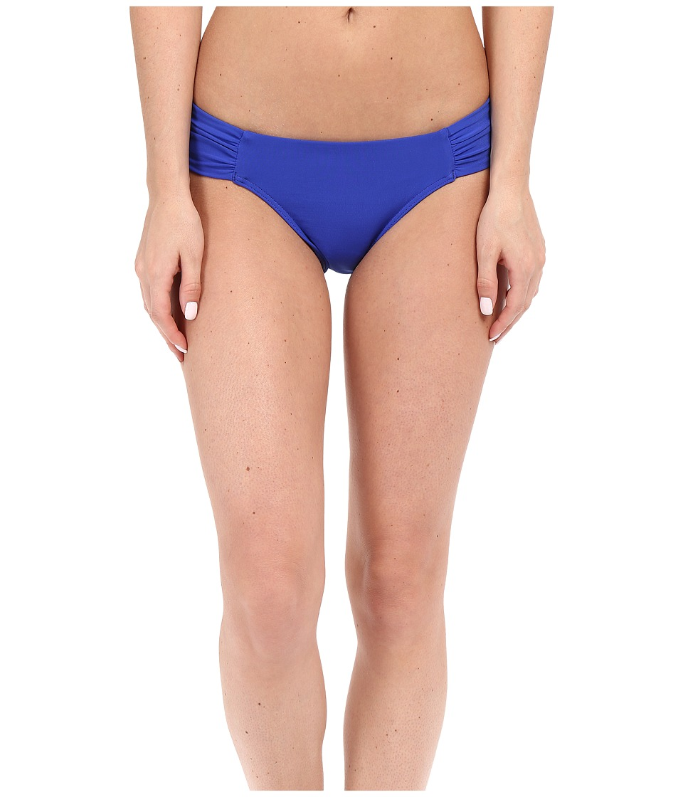 JETS by Jessika Allen Illuminate Gathered Side Hipster Bikini Bottom Oceanic Womens Swimwear