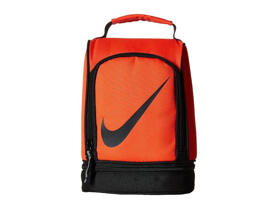 Nike Kids - Lunch Tote (Bright Crimson) Bags