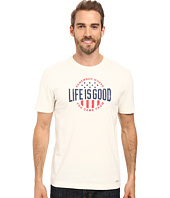 Life is good - Remember LIG Crusher Tee