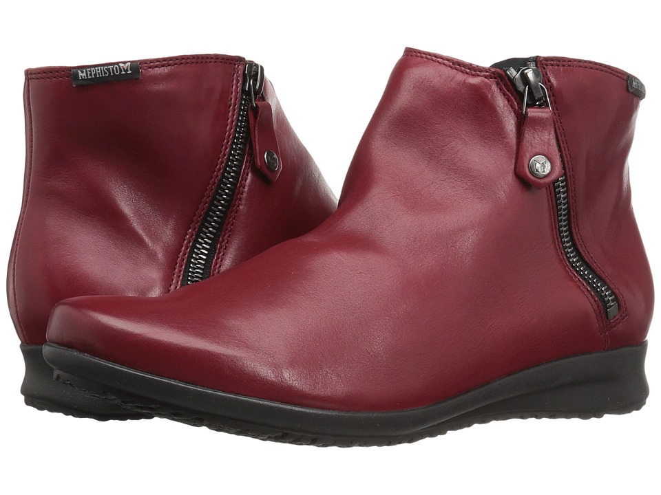 Mephisto - Filipina (Oxblood Silk) Women