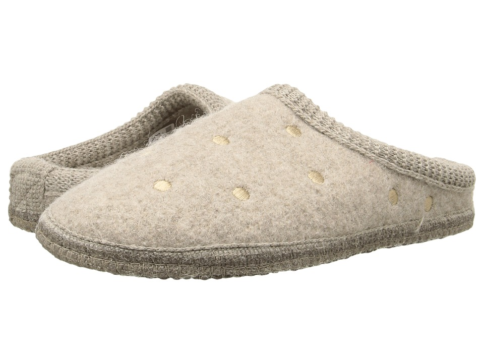 Haflinger - Sasha (Natural) Womens Slippers