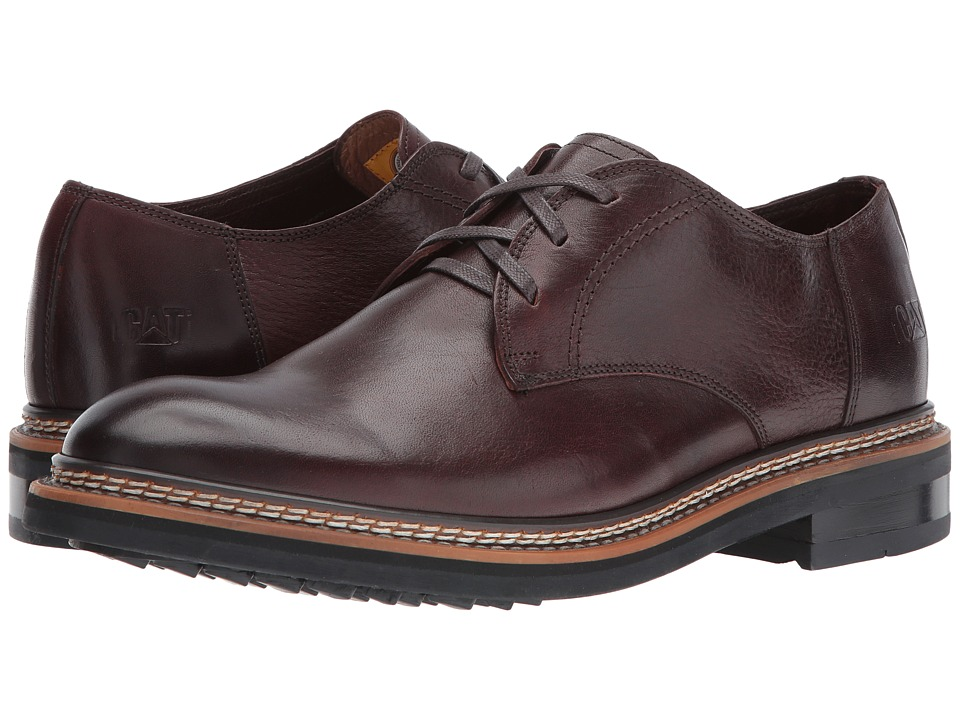Caterpillar Hyde (Burgundy) Men