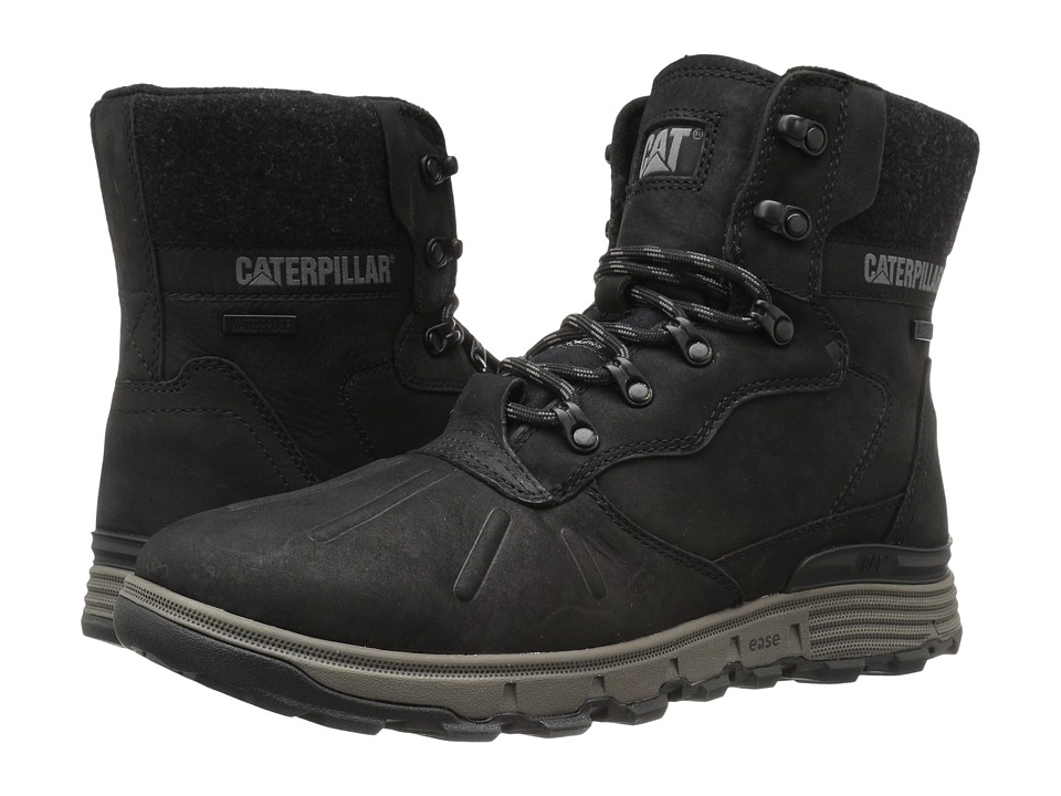 Caterpillar Stiction Hi Waterproof Ice+ (Black) Men