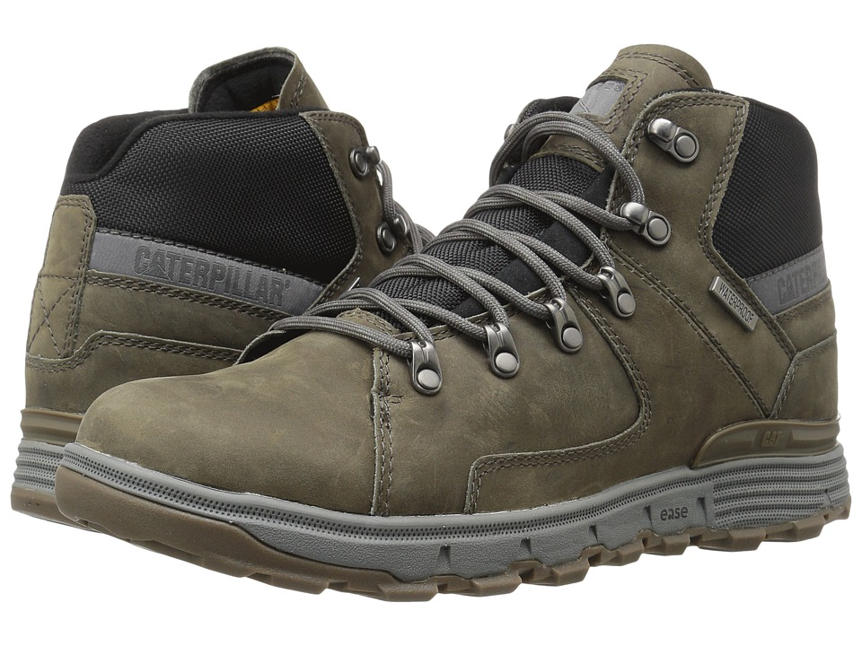 Caterpillar Stiction Hiker Waterproof Ice+ (Dark Gull Gre...
