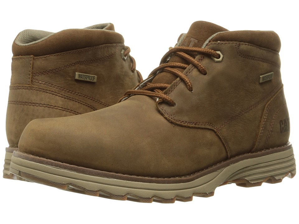 Caterpillar Elude Waterproof (Brown Sugar) Men