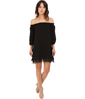 Brigitte Bailey - Karina Laced Off-Shoulder Dress