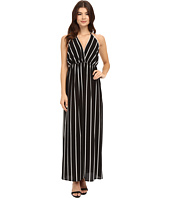 Brigitte Bailey - Petra Striped Halter Dress