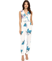 Brigitte Bailey - Lotte V-Neck Floral Jumpsuit