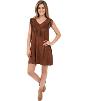 Tasha Polizzi - Buckskin Dress