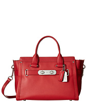 COACH - Pebbled Leather Swagger