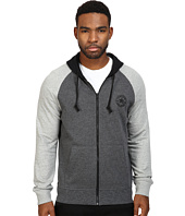 Converse - Color Block Full Zip Hoodie