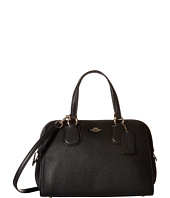 COACH - Polished Pebble Leather Nolita Satchel