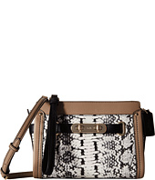 COACH - Accordion Exotics Swagger Wristlet