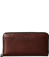 COACH - Sport Calf Accordion Wallet