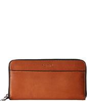 COACH - Sport Calf Accordion Wallet