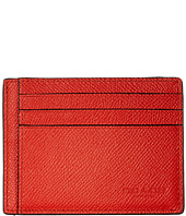 COACH - Crossgrain Card Case