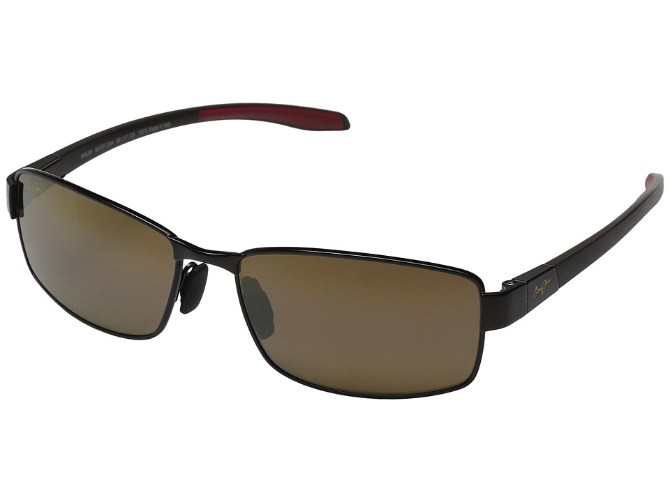Maui Jim - Kona Winds (Bronze/HCL Bronze) Polarized Fashion Sunglasses