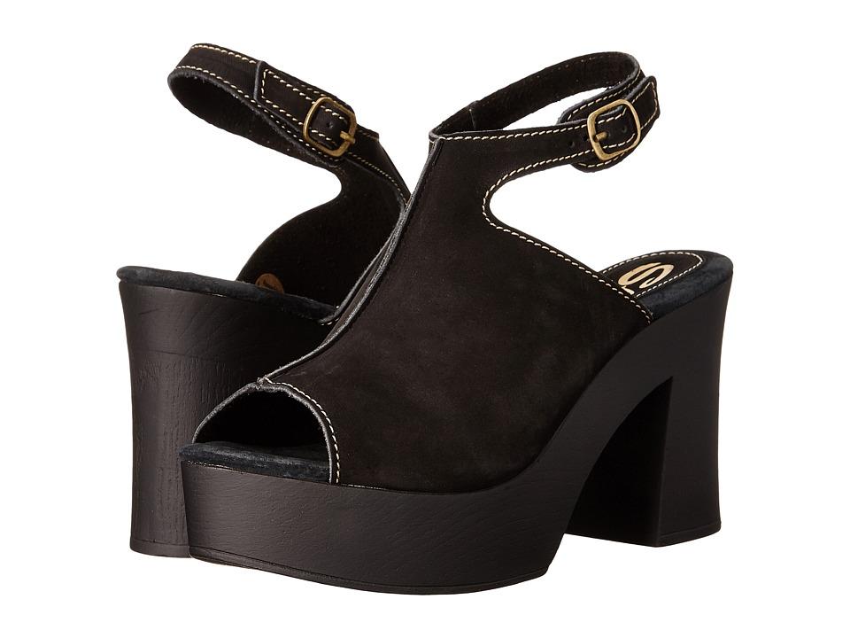 Sbicca Mika (Black) High Heels