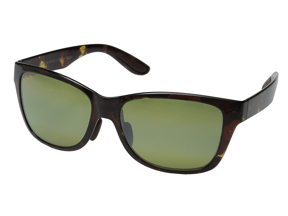 Maui Jim - Road Trip (Olive Tortoise/Maui HT) Polarized Fashion Sunglasses