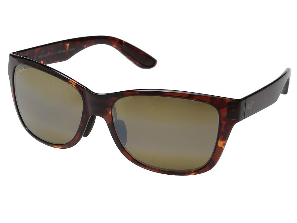 Maui Jim Road Trip Tortoise/HCL Bronze Polarized Fashion Sunglasses