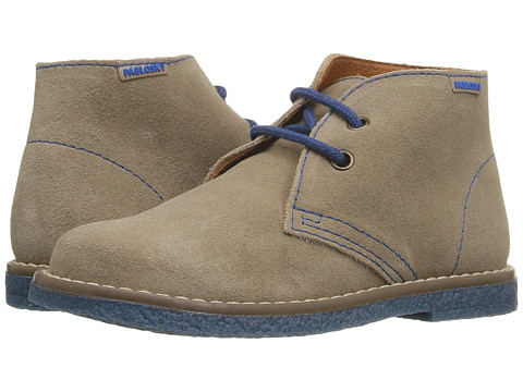 Pablosky Kids 5741 (Toddler/Little Kid) - Taupe Suede