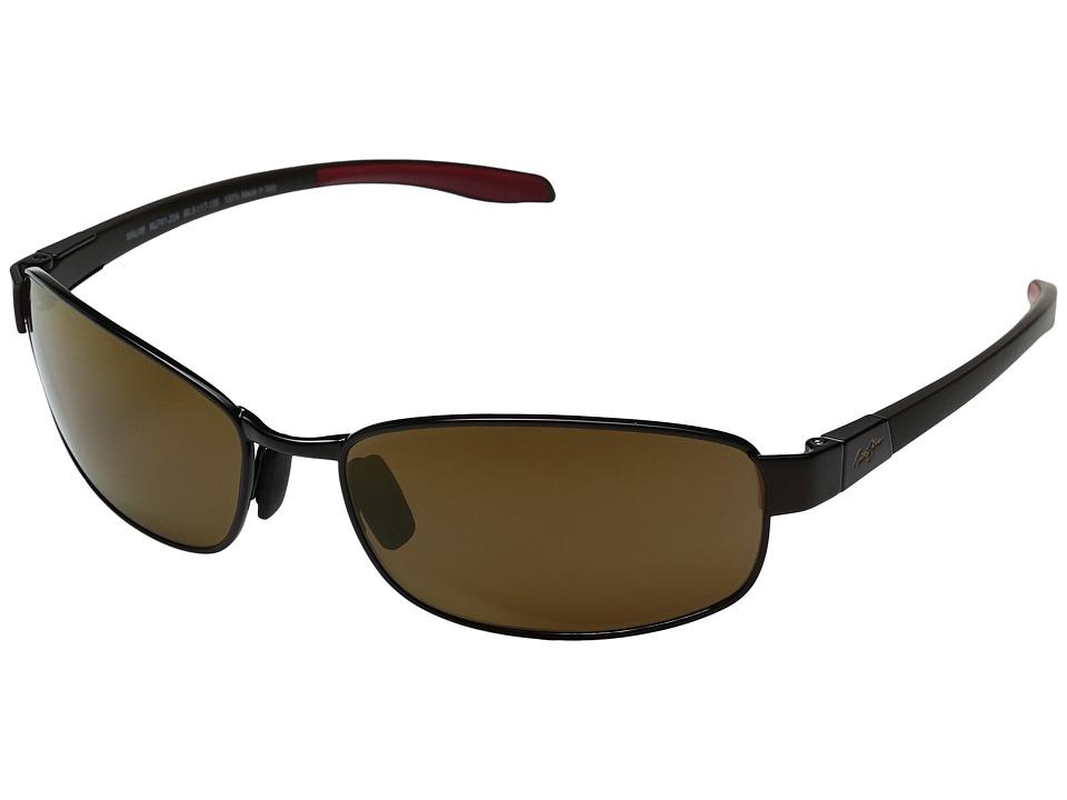 Maui Jim - Salt Air (Bronze/HCL Bronze) Polarized Fashion Sunglasses