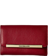 Tommy Hilfiger - TH Serif Signature - Medium Flap Wallet