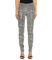 Versace Jeans - Snake Printed Skinny Pants