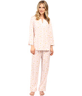 Carole Hochman - Pajama with Venise Trim