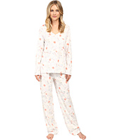 Carole Hochman - Long Sleeve Novelty Print Pajama