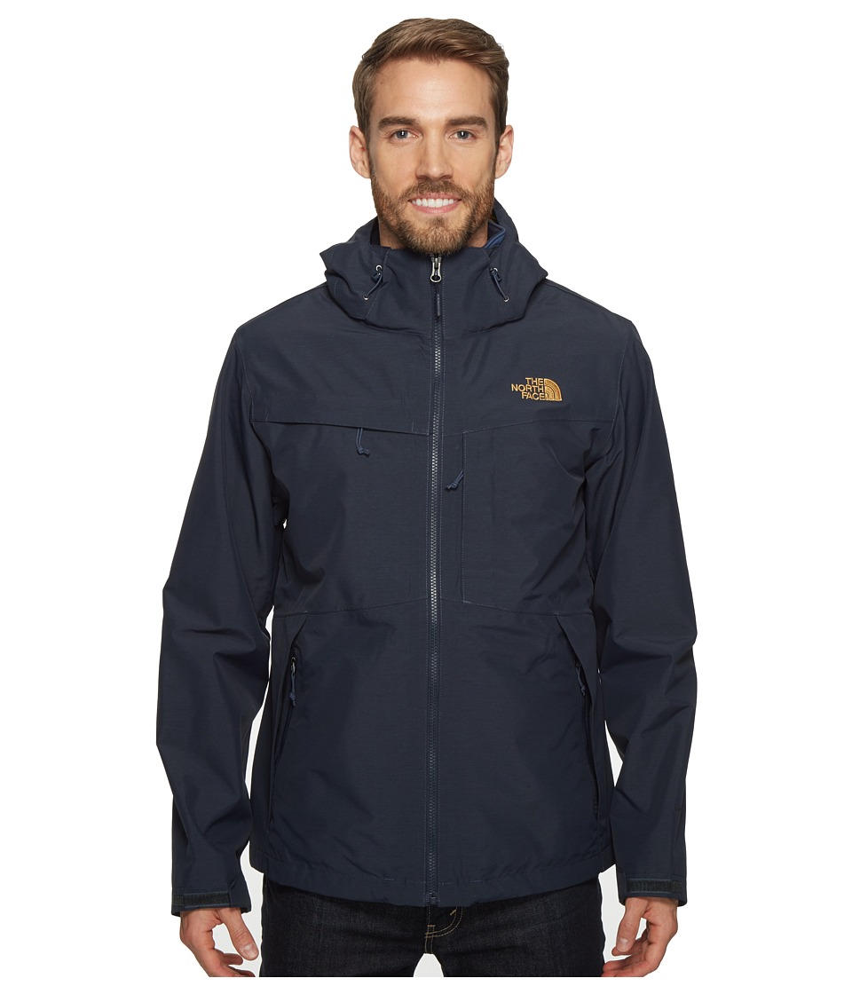 The North Face Condor Triclimate Jacket (Urban Navy Heather/Urban Navy Heather) Men