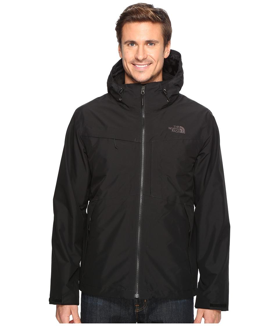 The North Face Condor Triclimate Jacket (TNF Black/TNF Black) Men