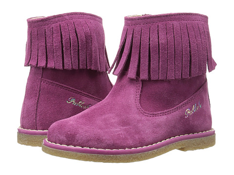 Pablosky Kids 0952 (Toddler) - Pink Suede