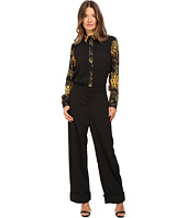 Versace Jeans - Long Sleeve Jumpsuit