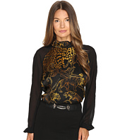 Versace Jeans - Long Sleeve Printed Top