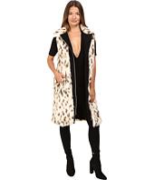 Versace Jeans - Cheetah Fur Vest