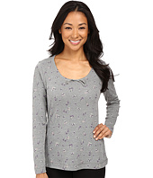 Jockey - Cotton Poly Printed Long Sleeve Top