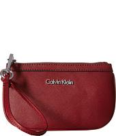 Calvin Klein - Saffiano Wristlet