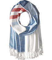 Steve Madden - Chambray Stripe Day Wrap