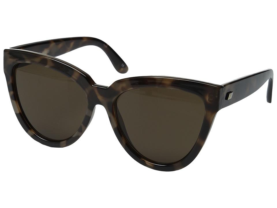 Le Specs Liar Lair (Volcanic Tortoise) Fashion Sunglasses