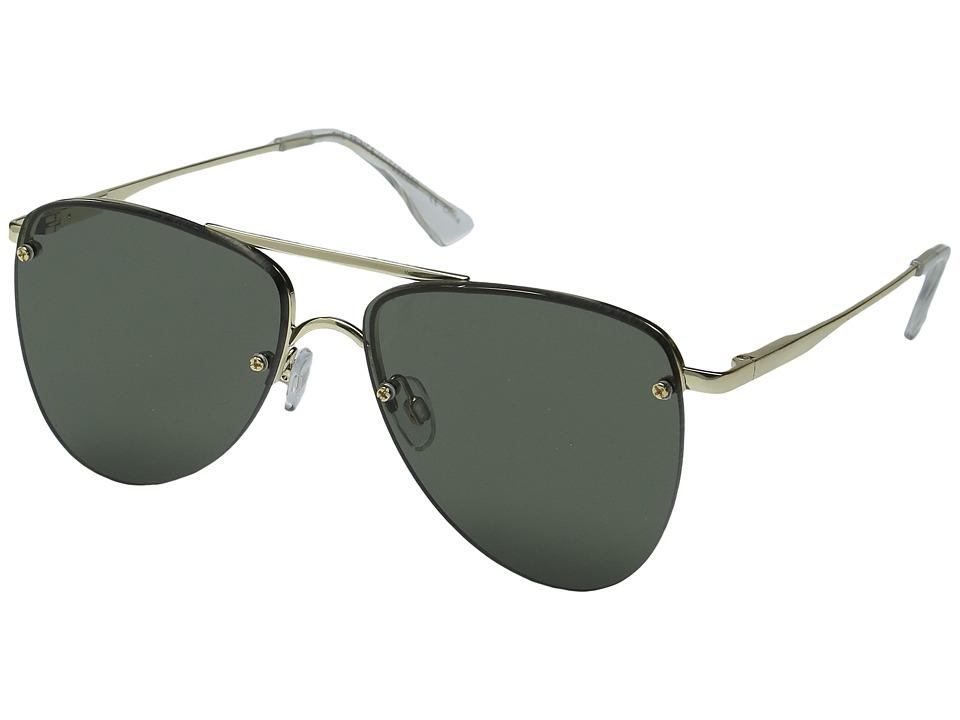 Le Specs The Prince (Gold) Fashion Sunglasses