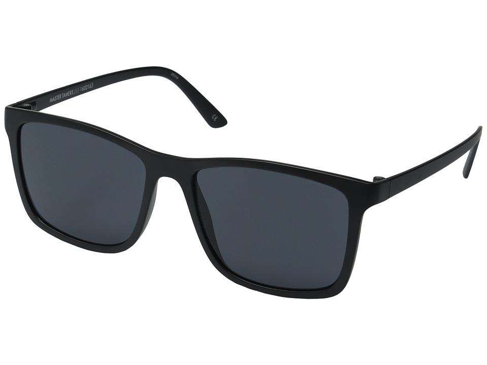 Le Specs - Master Tamers (Matte Black) Fashion Sunglasses